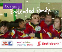 Scotiabank Extended Family
