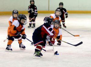 Initiation Program Cross Ice Half Ice Hockey Mhl Mississauga