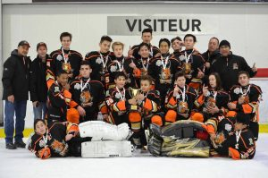 "Heartland Dragons Bantam ""A"" win at Montreal"