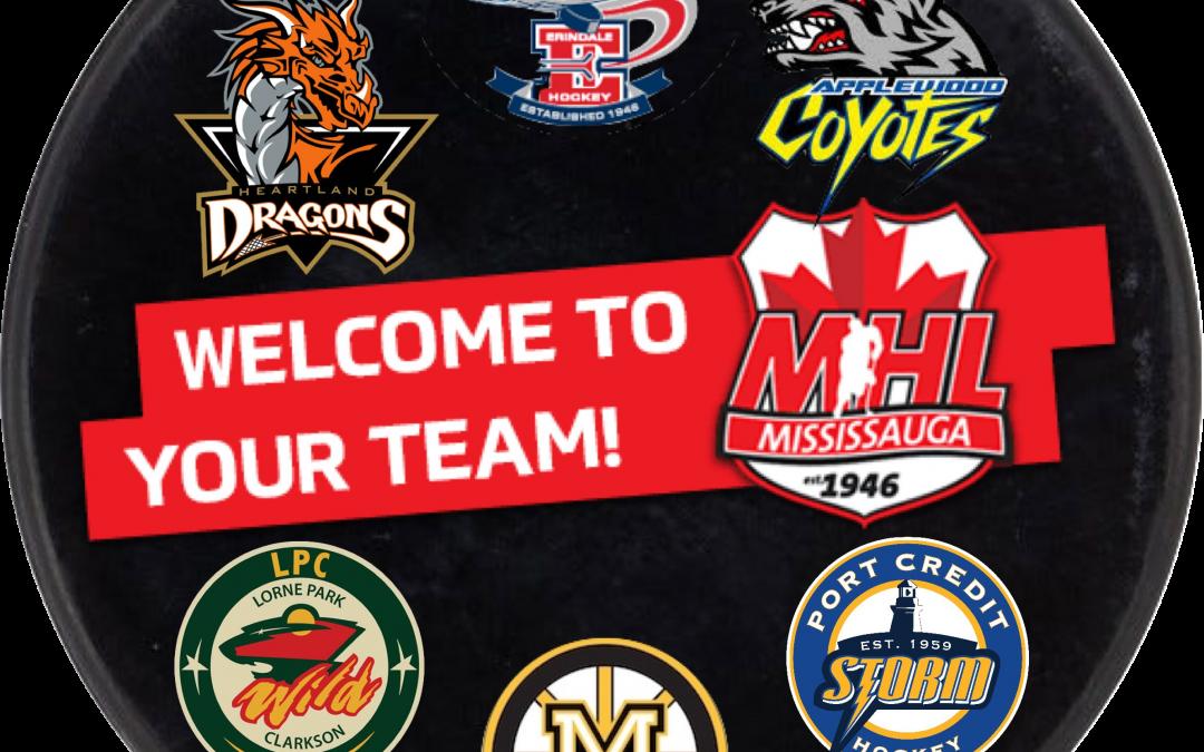 Register NOW for the 2019-2020 Hockey Season!