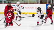Rewards and Benefits of Half-Ice Hockey